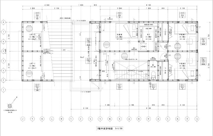 グルービーホームの図面